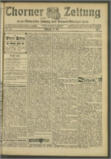 Thorner Zeitung 1907, Nr. 123