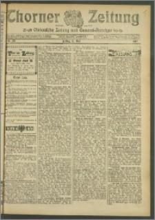 Thorner Zeitung 1907, Nr. 125