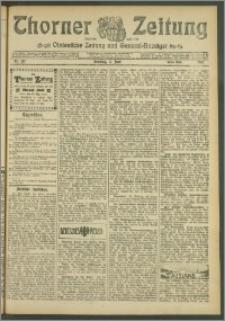 Thorner Zeitung 1907, Nr. 127 Erstes Blatt