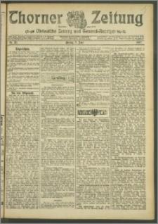 Thorner Zeitung 1907, Nr. 131