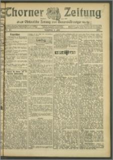 Thorner Zeitung 1907, Nr. 132