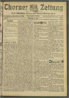 Thorner Zeitung 1907, Nr. 136