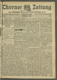 Thorner Zeitung 1907, Nr. 142