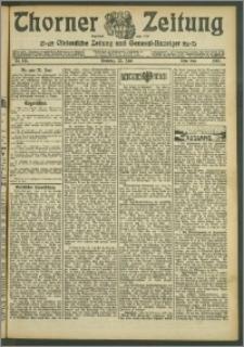 Thorner Zeitung 1907, Nr. 145 Erstes Blatt