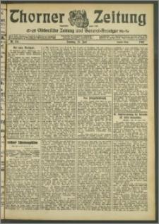 Thorner Zeitung 1907, Nr. 145 Zweites Blatt
