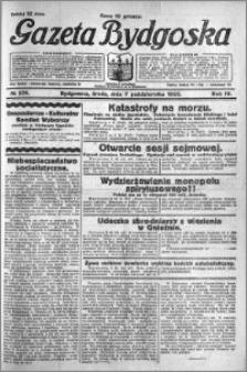 Gazeta Bydgoska 1925.10.07 R.4 nr 231