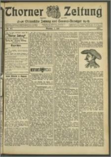 Thorner Zeitung 1907, Nr. 152