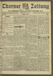 Thorner Zeitung 1907, Nr. 155