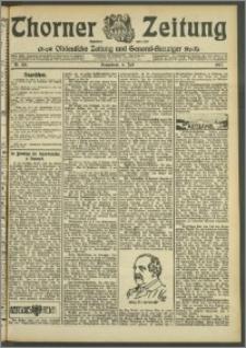 Thorner Zeitung 1907, Nr. 156