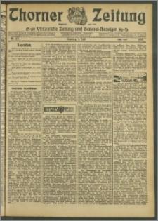 Thorner Zeitung 1907, Nr. 157 Erstes Blatt