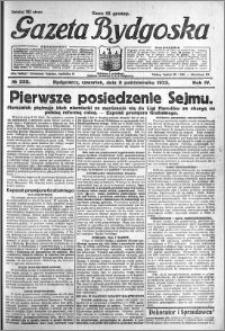 Gazeta Bydgoska 1925.10.08 R.4 nr 232