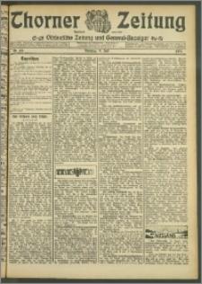 Thorner Zeitung 1907, Nr. 158