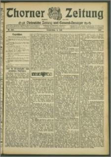 Thorner Zeitung 1907, Nr. 160