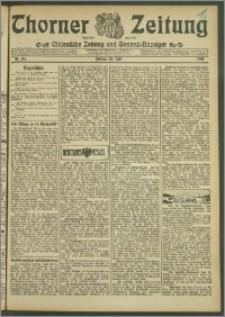 Thorner Zeitung 1907, Nr. 161