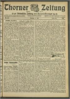 Thorner Zeitung 1907, Nr. 163 Zweites Blatt