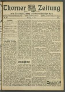 Thorner Zeitung 1907, Nr. 164