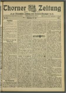 Thorner Zeitung 1907, Nr. 166