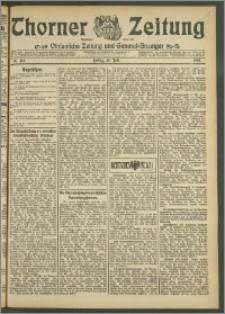 Thorner Zeitung 1907, Nr. 167