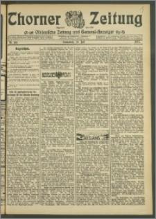 Thorner Zeitung 1907, Nr. 168
