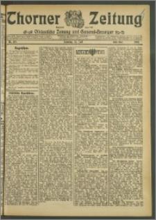 Thorner Zeitung 1907, Nr. 169 Erstes Blatt