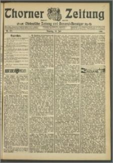 Thorner Zeitung 1907, Nr. 170