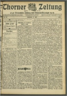 Thorner Zeitung 1907, Nr. 174