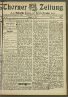 Thorner Zeitung 1907, Nr. 175 Erstes Blatt