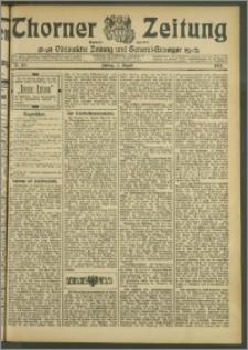 Thorner Zeitung 1907, Nr. 179