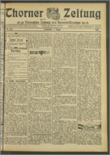 Thorner Zeitung 1907, Nr. 180