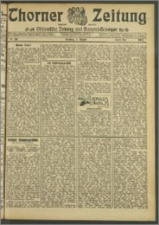 Thorner Zeitung 1907, Nr. 181 Zweites Blatt