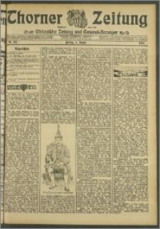 Thorner Zeitung 1907, Nr. 185