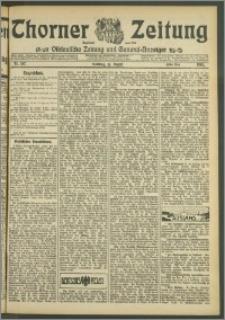 Thorner Zeitung 1907, Nr. 187 Erstes Blatt