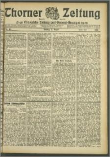 Thorner Zeitung 1907, Nr. 187 Zweites Blatt