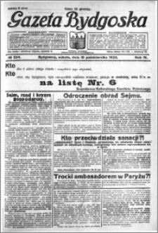 Gazeta Bydgoska 1925.10.10 R.4 nr 234