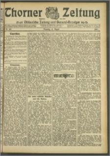 Thorner Zeitung 1907, Nr. 188