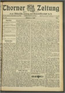 Thorner Zeitung 1907, Nr. 189