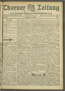 Thorner Zeitung 1907, Nr. 190