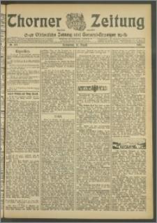 Thorner Zeitung 1907, Nr. 192