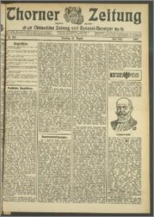 Thorner Zeitung 1907, Nr. 193 Erstes Blatt
