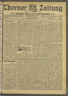 Thorner Zeitung 1907, Nr. 193 Zweites Blatt