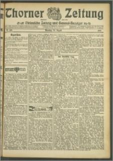 Thorner Zeitung 1907, Nr. 194