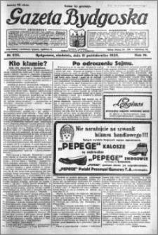 Gazeta Bydgoska 1925.10.11 R.4 nr 235