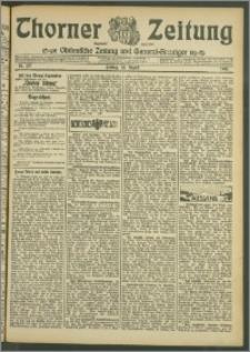 Thorner Zeitung 1907, Nr. 197
