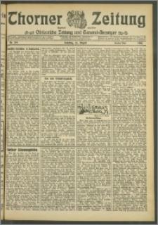 Thorner Zeitung 1907, Nr. 199 Zweites Blatt