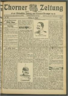 Thorner Zeitung 1907, Nr. 200