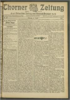 Thorner Zeitung 1907, Nr. 201