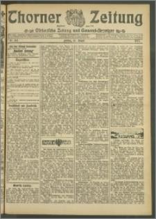 Thorner Zeitung 1907, Nr. 203