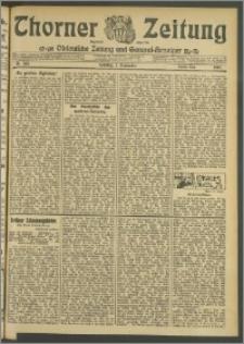 Thorner Zeitung 1907, Nr. 205 Zweites Blatt