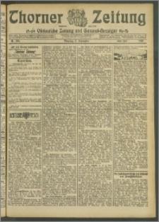 Thorner Zeitung 1907, Nr. 206