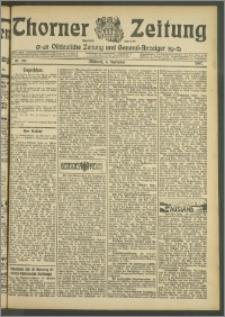 Thorner Zeitung 1907, Nr. 207